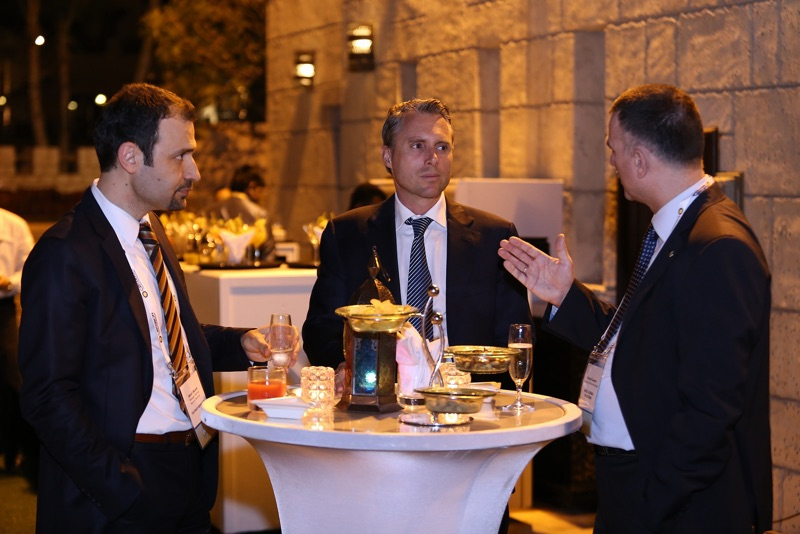 Networking summit 2012