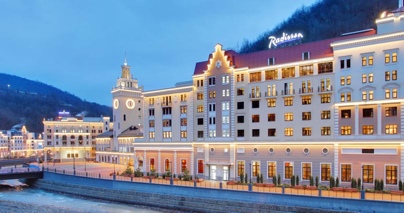 Цены отелей в красной поляне на новый год